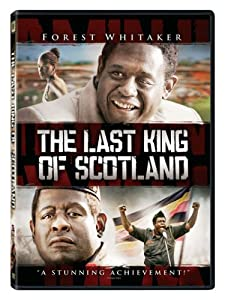 "Cover of ""The Last King of Scotland (Wide..."