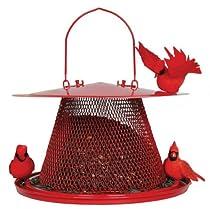 No/No C00322 Red Cardinal Feeder