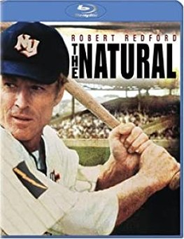 "Cover of ""The Natural (Director's Cut)"""