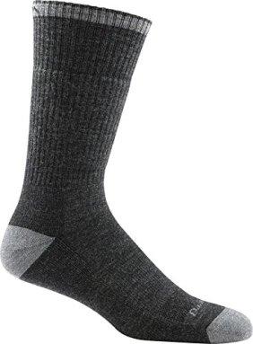Darn Tough Men's Merino Wool John Henry Boot Sock Cushion, GRAVEL, Large