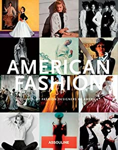 "Cover of ""American Fashion"""