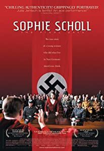 """Cover of """"Sophie Scholl - The Final Days&..."""