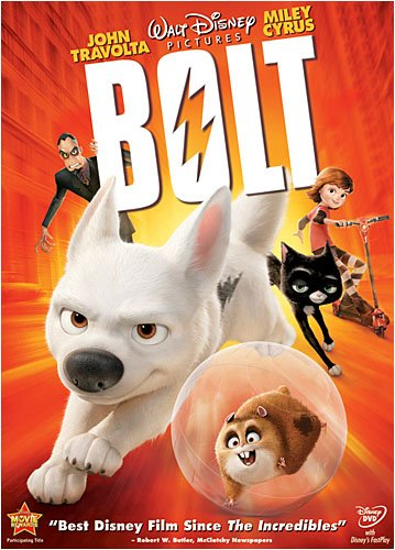 """Cover of """"Bolt (Single-Disc Edition)"""""""