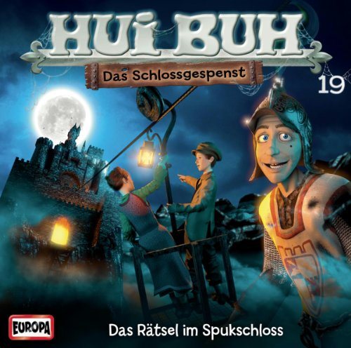 Hui Buh (19) Das Rätsel im Spukschloss (Europa)
