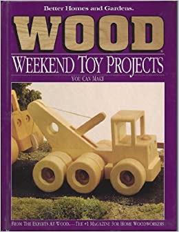 Better Homes Gardens Wood Magazine