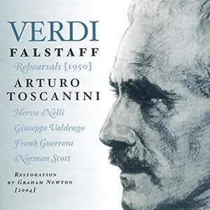 Giuseppe Verdi, Arturo Toscanini, Nan Merriman, Herva