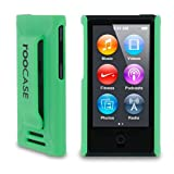 rooCASE Ultra Slim Translucent Matte (Green) Shell Case for Apple iPod Nano 7 (7th Generation)