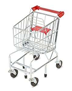 Amazon.com: Melissa & Doug Shopping Cart: Melissa & Doug