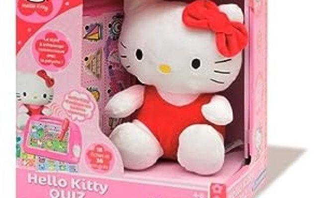 Hello Kitty Quiz Amazon Co Uk Toys Games