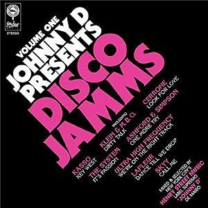 JOHNNY D PRESENTS DISCO JAMMS VOL. 1