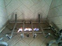 "Universal Fireplace Log Lighter Kit | 17"" Burner Pipe With ..."