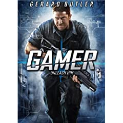 """CLICK BELOW FOR A SPECIAL CLIP FROM """"GAMER"""" entitled """"HACKMAN'S GUN"""" 5"""