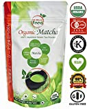 Matcha Green Tea Powder - 137x Antioxidants of Brewed Green Tea, Japanese Organic Culinary Grade - 113 Grams