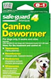 8in1 Safe Guard Canine DeWormer for Small Dogs, 1-Gram