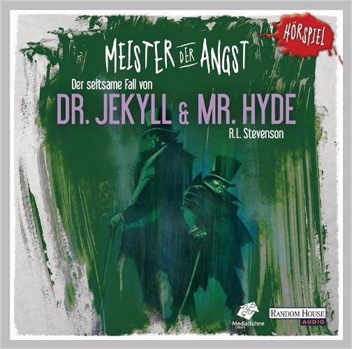 Meister der Angst - Der seltsame Fall von Dr. Jekyll und Mr. Hyde (Random House Audio)