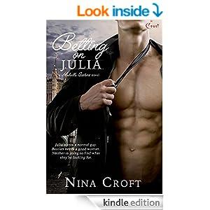 Betting on Julia (A Melville Sisters Novel) (Entangled Covet)