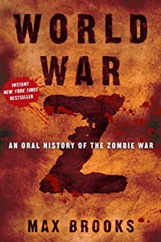 """Cover of """"World War Z: An Oral History of..."""