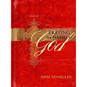 Praying the Names of God Journal