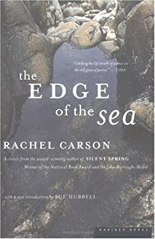 "Cover of ""The Edge of the Sea"""