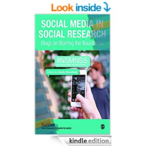 Book of Blogs social media in social research kindle