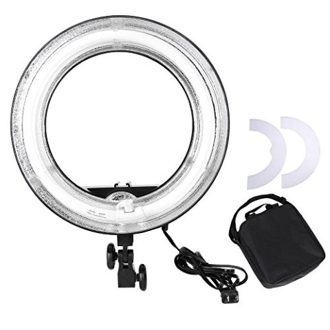 AW-Professional-14-Dimmable-Ring-Light-45W-Fluorescent-Photo-Video-Studio-Portrait-Light-5500K-wBag