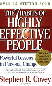 "Cover of ""The 7 Habits of Highly Effectiv..."