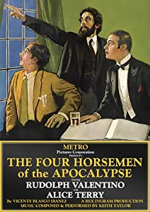 "Cover of ""The Four Horsemen of the Apocal..."