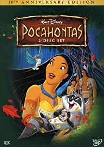 """Cover of """"Pocahontas (10th Anniversary Ed..."""