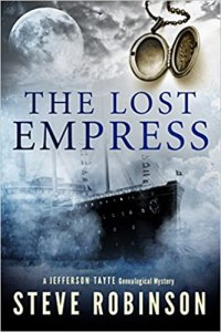 Free and discounted eBooks : The Lost Empress by Steve Robinson