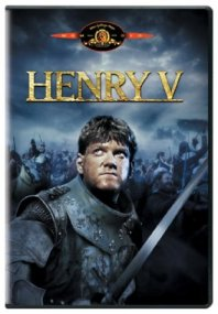 DVD cover of Kenneth Branagh's Henry V