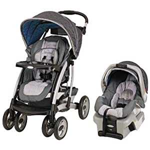 Graco Quattro Tour Reverse Travel System