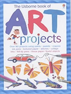 "Cover of ""Art Projects (Art Ideas)"""