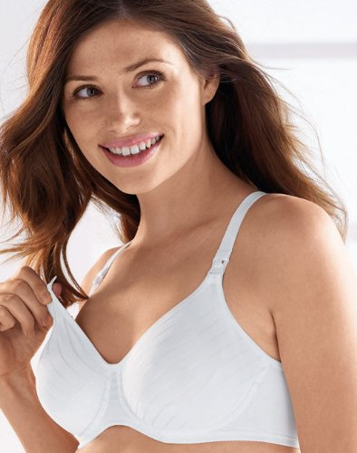 "0fa6ee0703 Nursing Bras I ve been wearing out Elle McPherson s ""La Mere"" nursing bras"