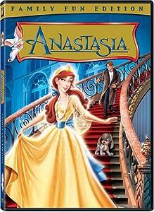 """Cover of """"Anastasia (Family Fun Edition w..."""