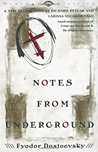 "Cover of ""Notes from Underground"""