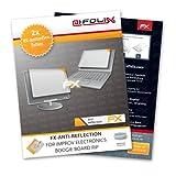atFoliX Displayschutzfolie Improv Electronics Boogie Board RIP (2 Stück) - FX-Antireflex, antireflektierende Premium Schutzfolie