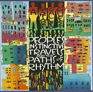 """Cover of """"People's Instinctive Travels an..."""