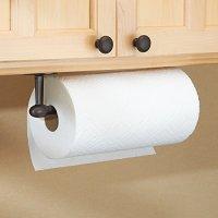 InterDesign Orbinni Paper Towel Holder for Kitchen - Wall ...