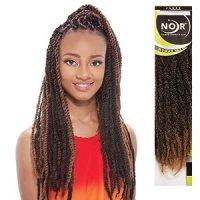 Amazon.com : Synthetic Hair Braids Janet Collection Noir