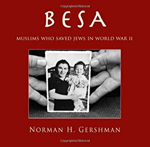 """Cover of """"Besa: Muslims Who Saved Jews in..."""
