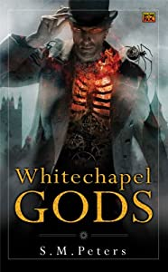 "Cover of ""Whitechapel Gods"""