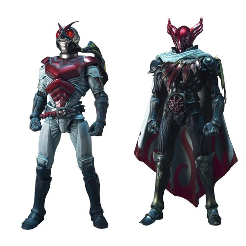 SIC Vol.41 Kamen Rider X & Appologeist