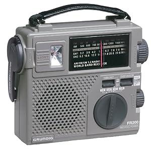 Grundig FR200 Emergency Radio