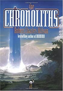 """Cover of """"The Chronoliths"""""""