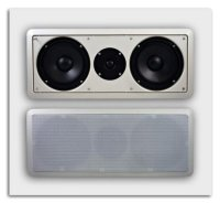 In-Wall/Ceiling Speakers: Acoustic Audio CC6 Home Theater ...