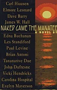 "Cover of ""Naked Came the Manatee"""