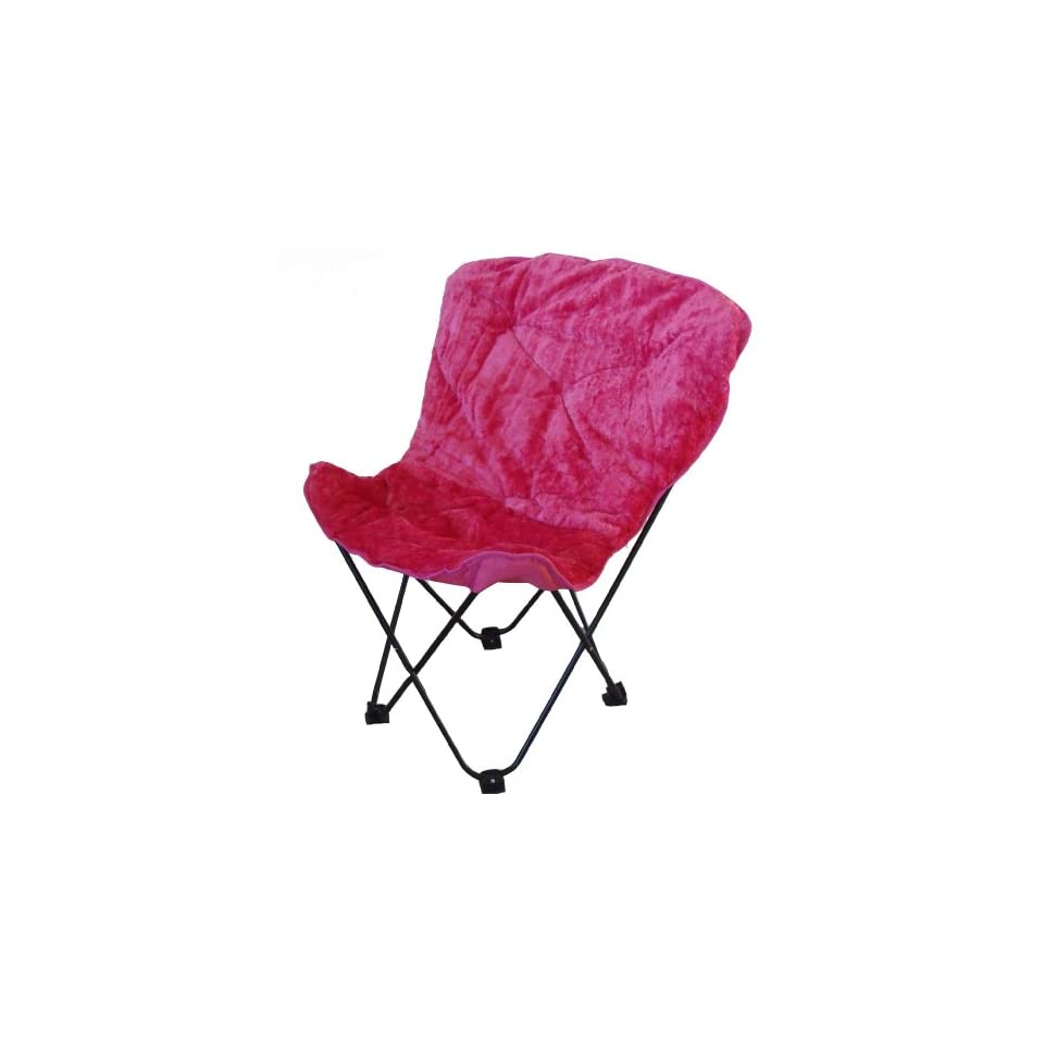 Fur Butterfly Chair International Caravan Zs C912fr Caravan Folding Faux Fur Butterfly