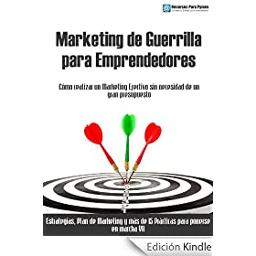 Marketing de Guerrilla para empresas y emprendedores