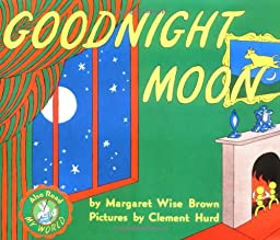 "Cover of ""Goodnight Moon"""