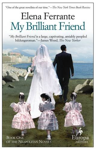 Elena Ferrante - My Brilliant Friend epub book
